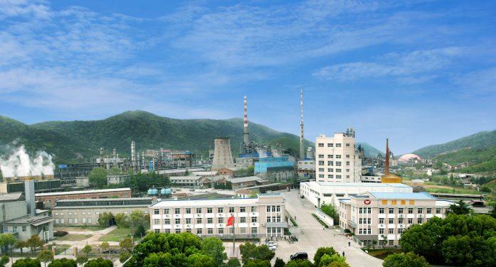 Anhui Wanwei Updated High-Tech Material Industry (600063:SS) HEFFX Top Pick