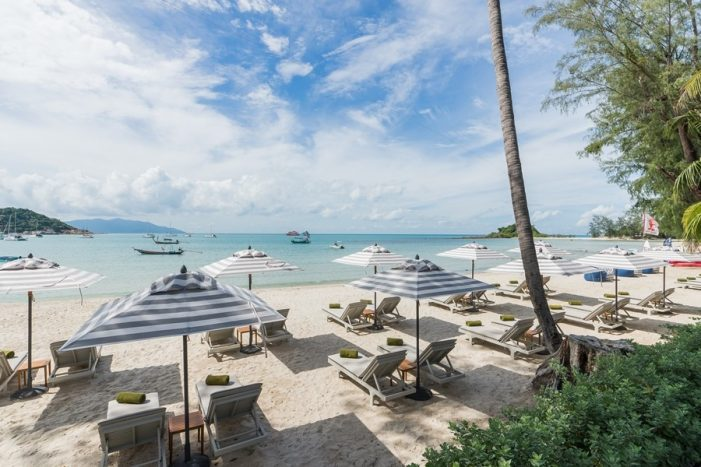 Meliá Koh Samui Celebrates Its First Christmas
