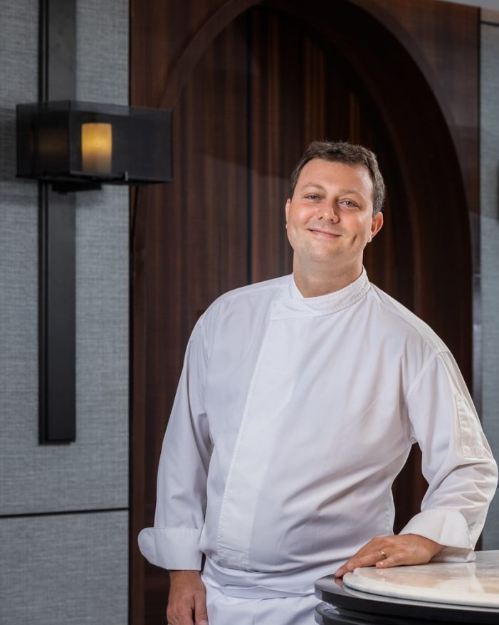 Hyatt Regency Phnom Penh Welcomes Richard Bias as Executive Chef