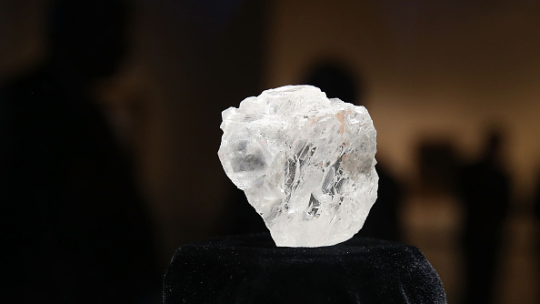 Canadian Miner Discovers 1 of the World's 5 Biggest Diamonds