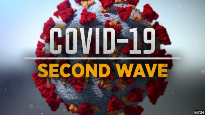 COVID-19: The 2nd Wave, is it Fake?