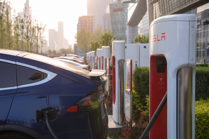 Tesla (NASDAQ:TSLA) Superchargers Deployed by the Company has Crossed 20,000 Globally