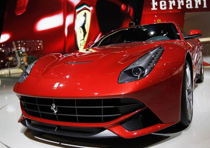 Ferrari (NYSE:RACE) is Recession Proof