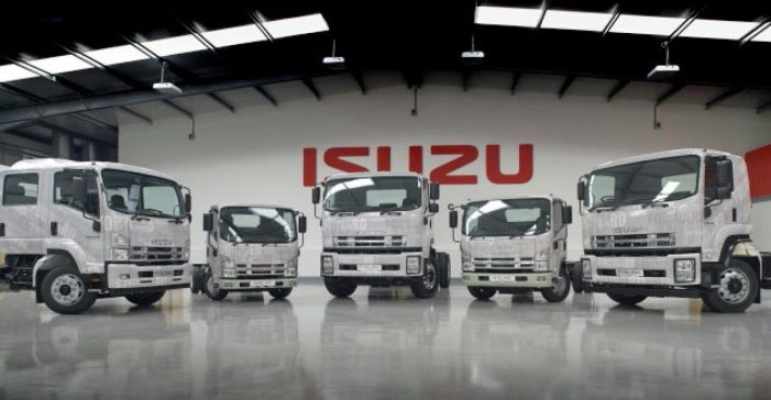 Isuzu Motors (7202:T) Expected To Grow By 2026