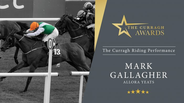 Vote for Mark Gallagher in The Curragh 2020 Awards