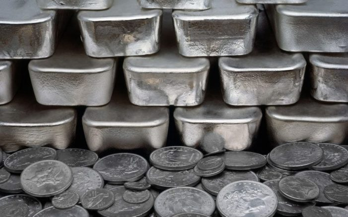 Investment Floods into the Silver (XAG=X) Market