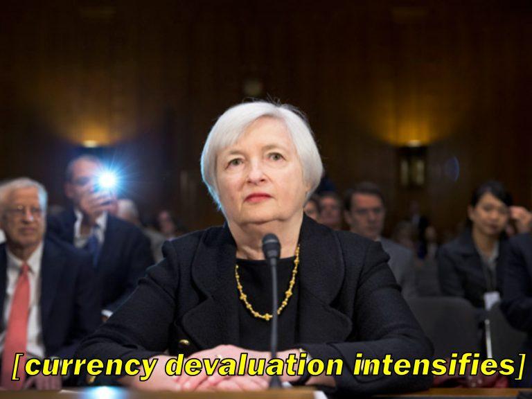 Yellen Pushing New World Order