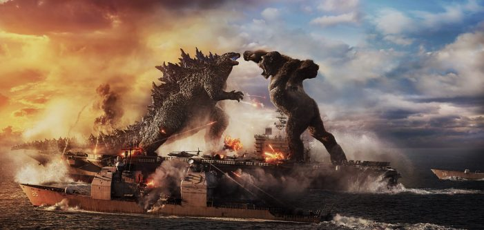 Box Office: 'Godzilla Vs Kong' Takes $48.5-M in North America, The US Movie Business is Alive and Well