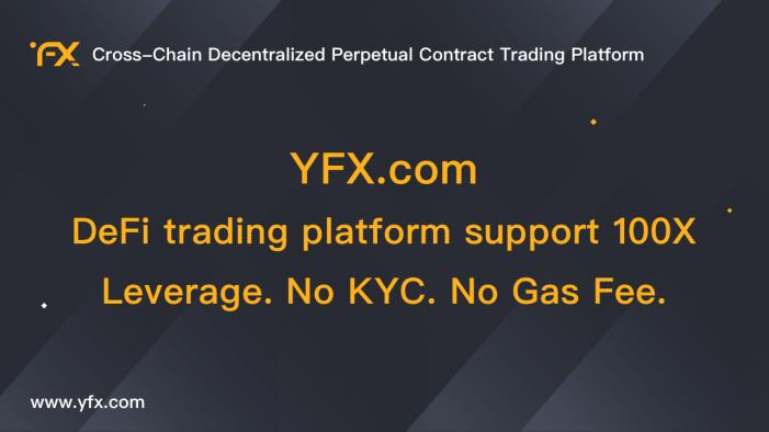 YFX.COM DeFi Trading