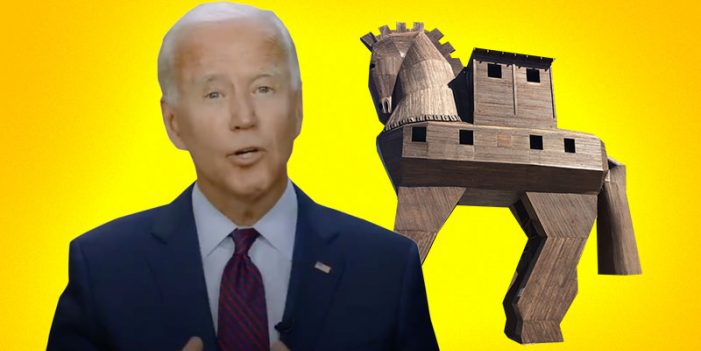 """Mr. Biden's Plan is really the """"Green New Deal"""" in Disguise"""