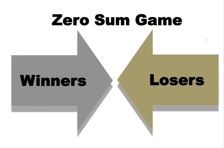 Investing Today is Not a 'Zero Sum' Game