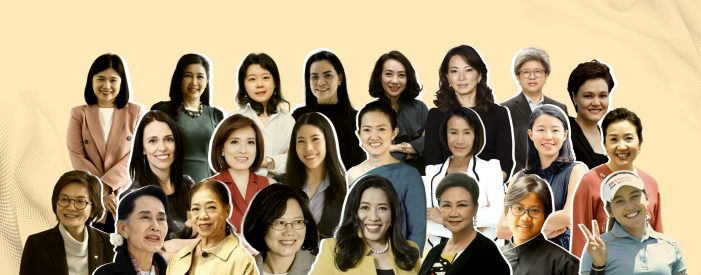Meet Bangkok Post's Women of the Year