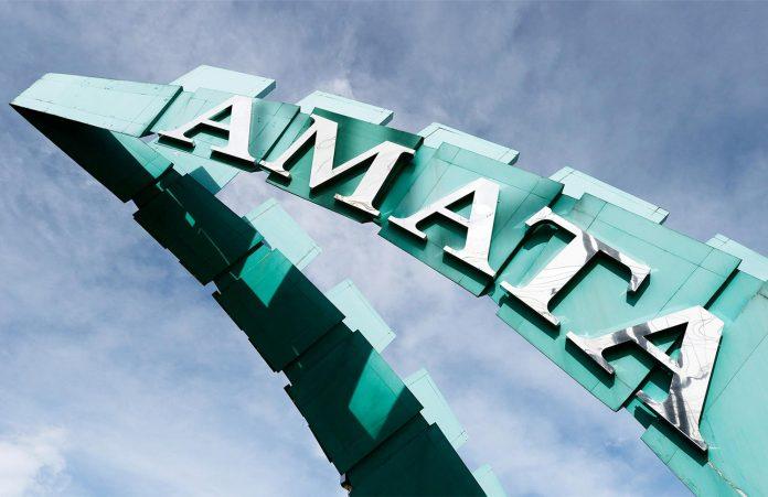 AMATA, Thailand, Stock, Metastock, real estate